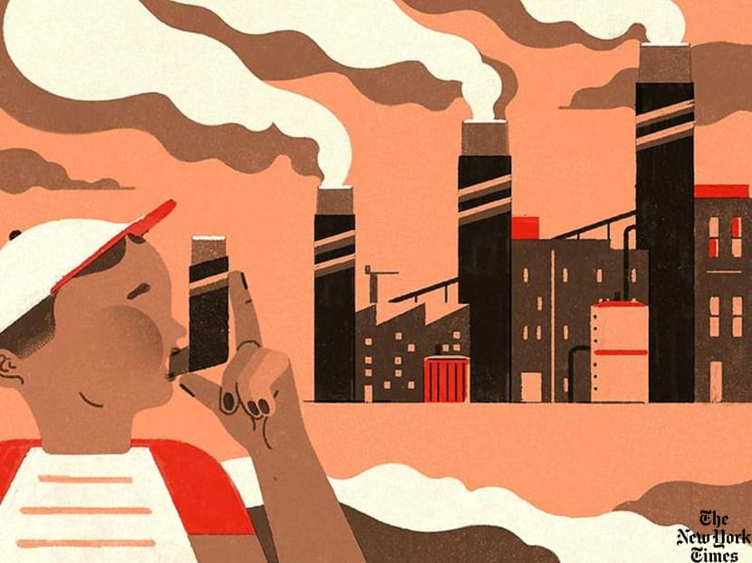 How climate change may increase your risks of asthma, heart disease and stroke