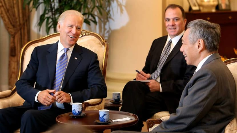 Singapore's PM Lee Hsien Loong congratulates Joe Biden, Kamala Harris on US election victory