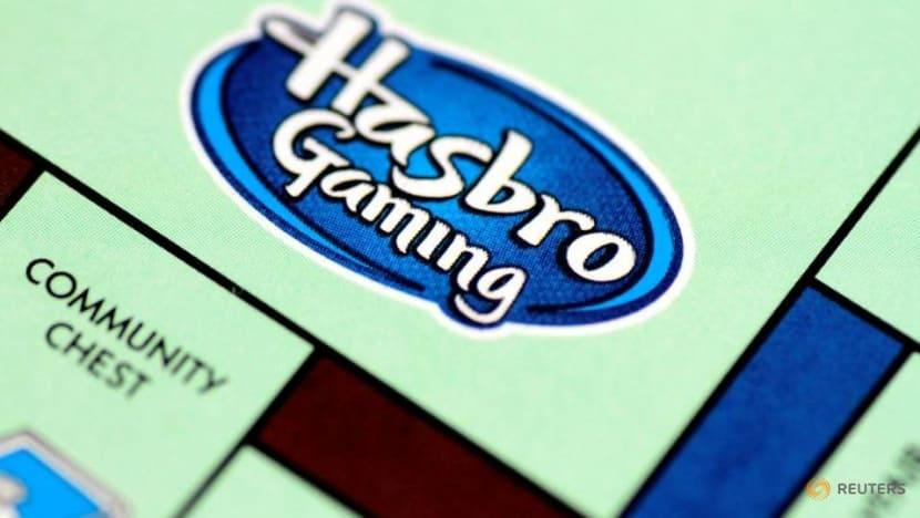 Hasbro beats quarterly revenue estimates