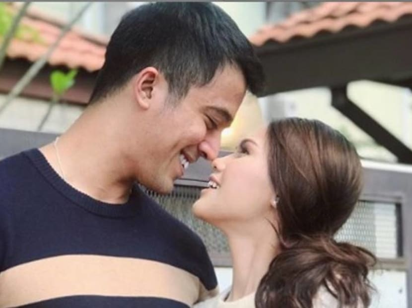 Malaysian singer Bella Astillah proud of husband Aliff Aziz for owning up to mistakes