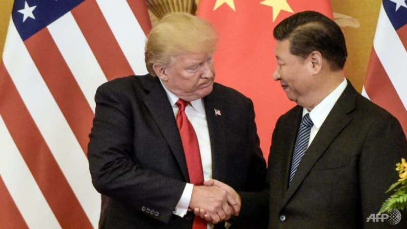 Commentary: The great US-China arm wrestle over trade and globalisation