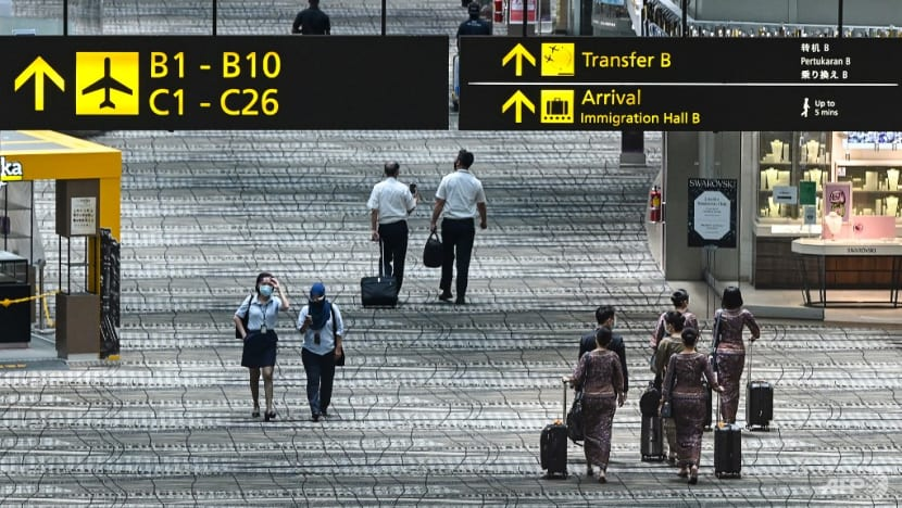 More than 2,400 travellers from 8 countries approved to enter Singapore under new vaccinated travel lanes