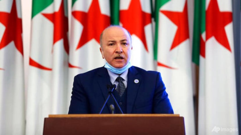 Algerian prime minister infected with COVID-19