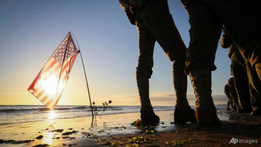 Normandy commemorates D-Day with small crowds, but big heart