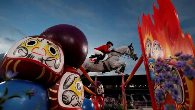 Olympics: PETA calls on IOC president to remove equestrian events from Games