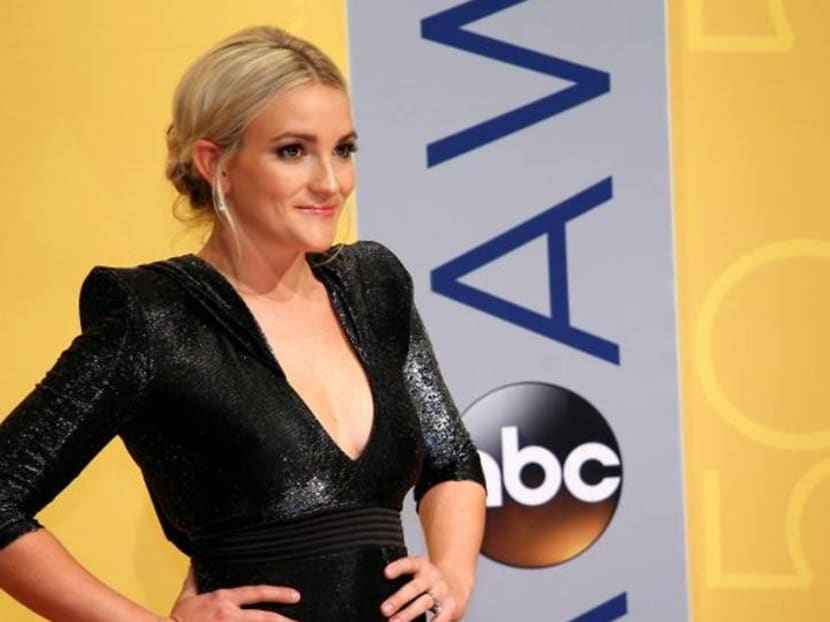 Jamie Lynn Spears, Britney's younger sister, is proud of the pop star for speaking up