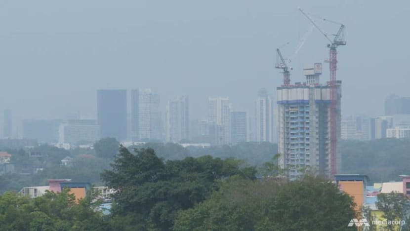 Singapore may experience slightly hazy conditions due to Sumatra hotspots: NEA