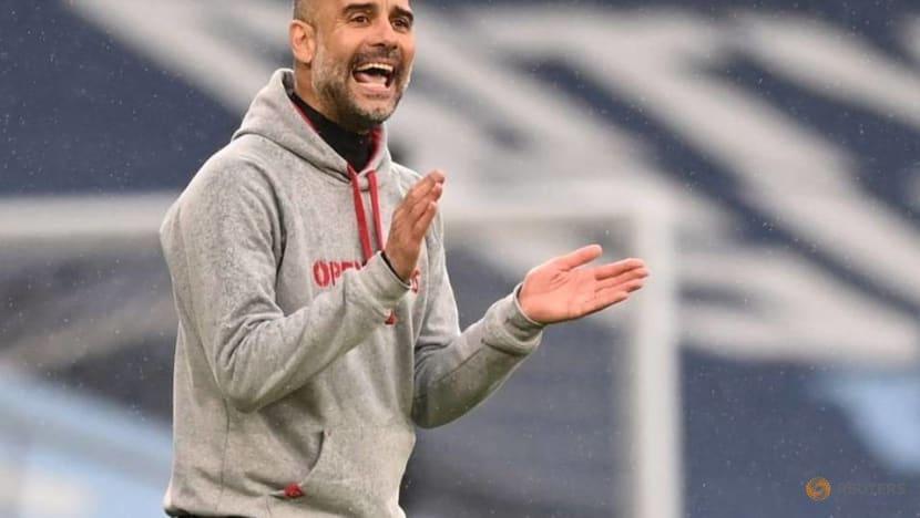 Guardiola seeks Man City improvement for Champions League final