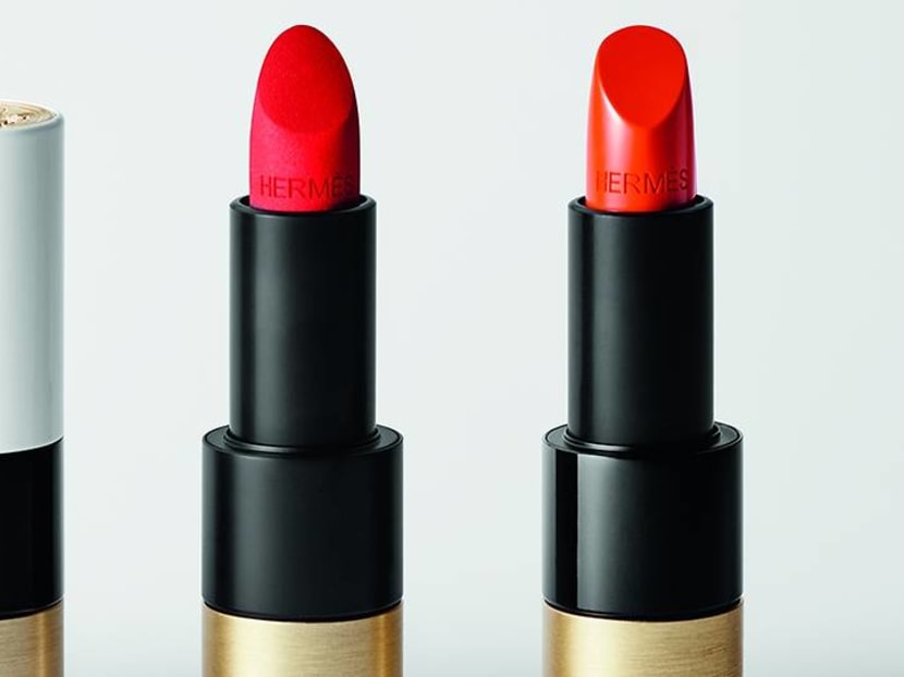 The Birkin of lipsticks: Hermes's new makeup collection dedicated to lip beauty
