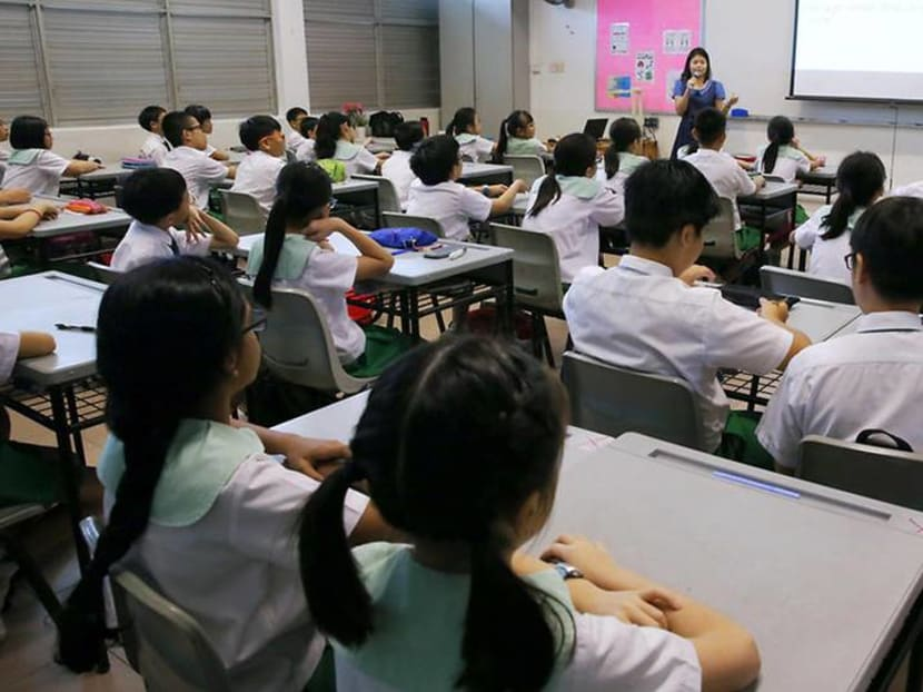 Commentary: Fretting about your child going to Primary 1? Here's advice from a principal