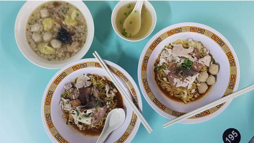 Where Singapore's top chefs go for their favourite hawker fix