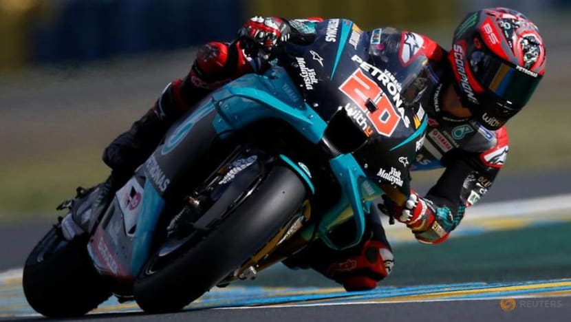 Motorcycling: Quartararo back to strength after suffering COVID-19