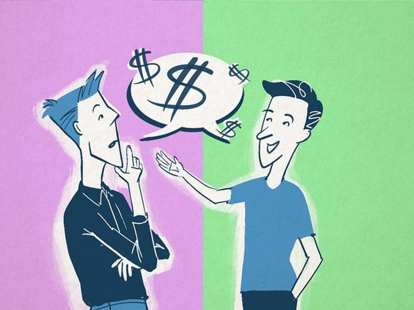 How to start a conversation about money with your friends