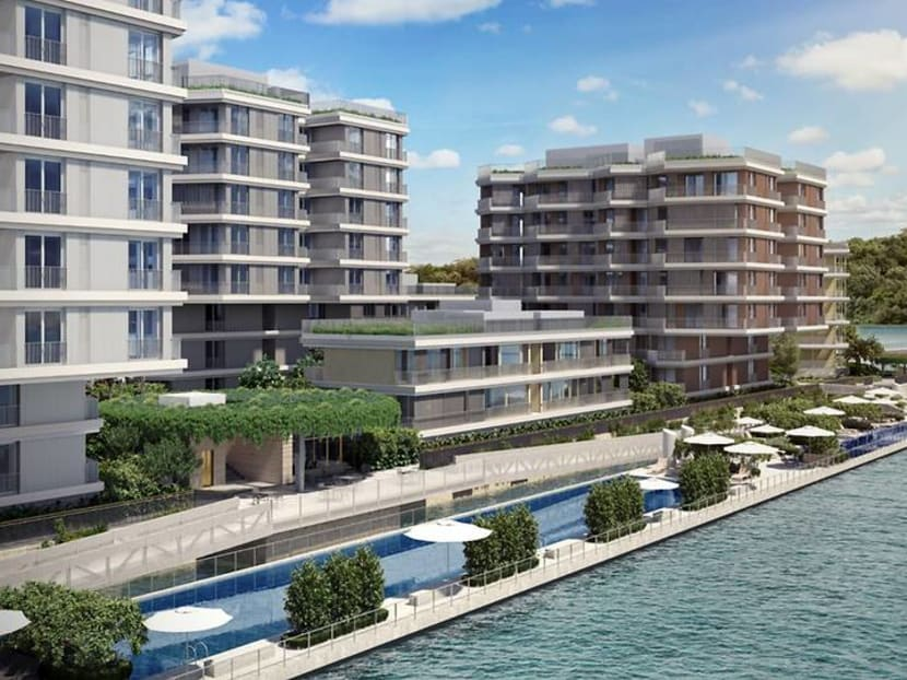 This residential property will boast Singapore's first underwater sanctuary