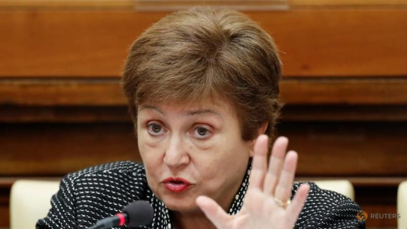 More synchronised action needed to tackle COVID economic crisis, IMF's Georgieva says