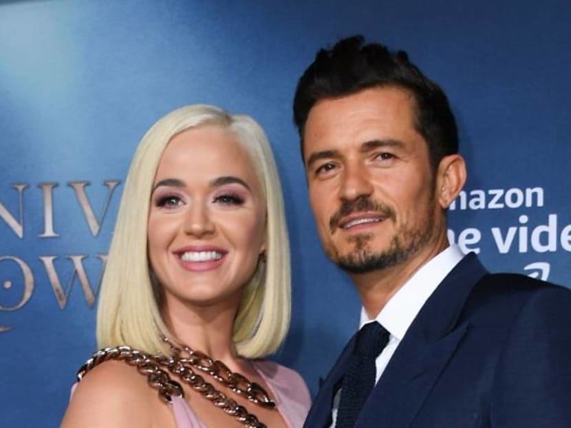 It's a girl: Katy Perry and Orlando Bloom welcome daughter, Daisy Dove