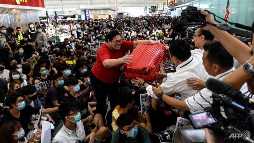 Hong Kong airport gets court injunction to stop protesters from obstructing operations