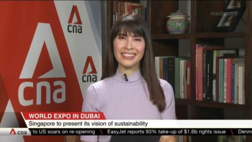 Singapore to present its vision of sustainability at Dubai World Expo | Video
