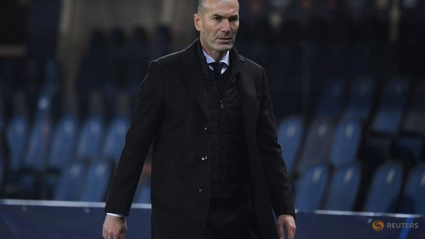 Soccer-Zidane resigns as Real Madrid coach