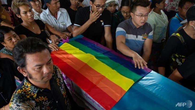Gay Myanmar man who took own life 'mentally weak': Inquiry