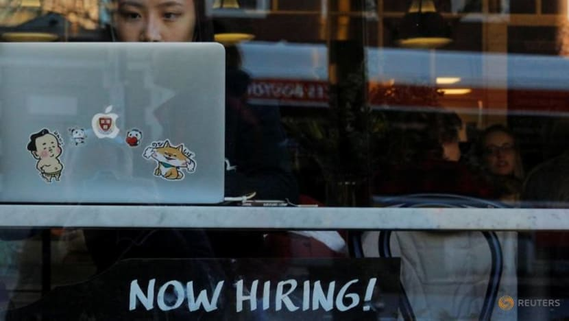 US job openings rise moderately; layoffs increase