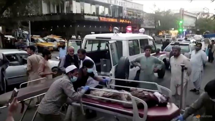 Singapore condemns Kabul bombings
