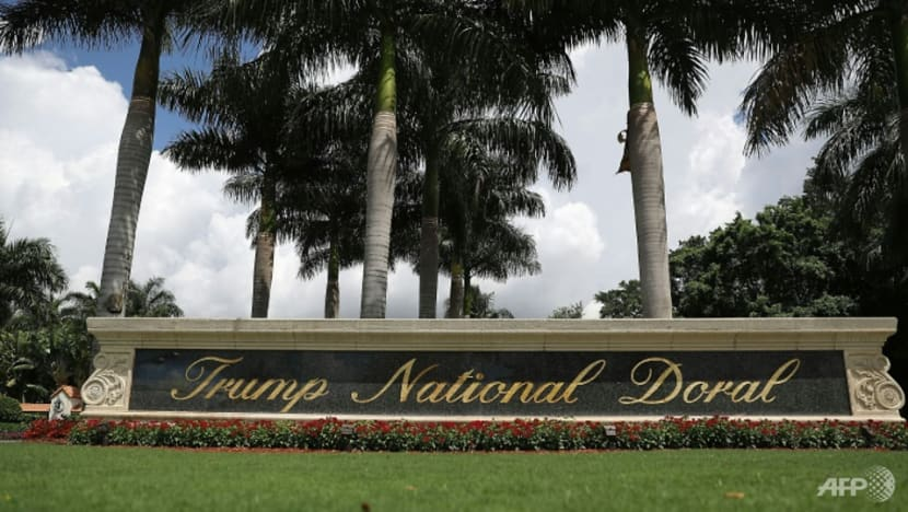 Strip club charity event at Trump golf course cancelled