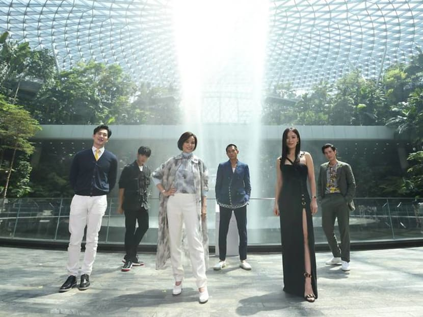 New meaning to 'airport fashion': Star Awards 2021 will be held at Jewel Changi Airport