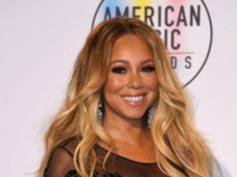 Mariah Carey gets songwriting award, calls it an 'incredible honour'