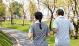 Exercise is more important than weight loss for a longer life, study shows