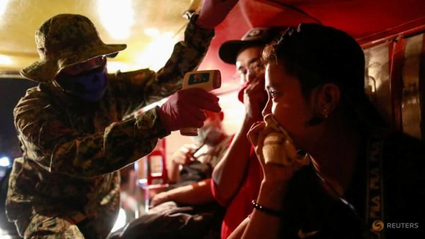 Philippines impose home quarantine 'to save ourselves from ourselves'