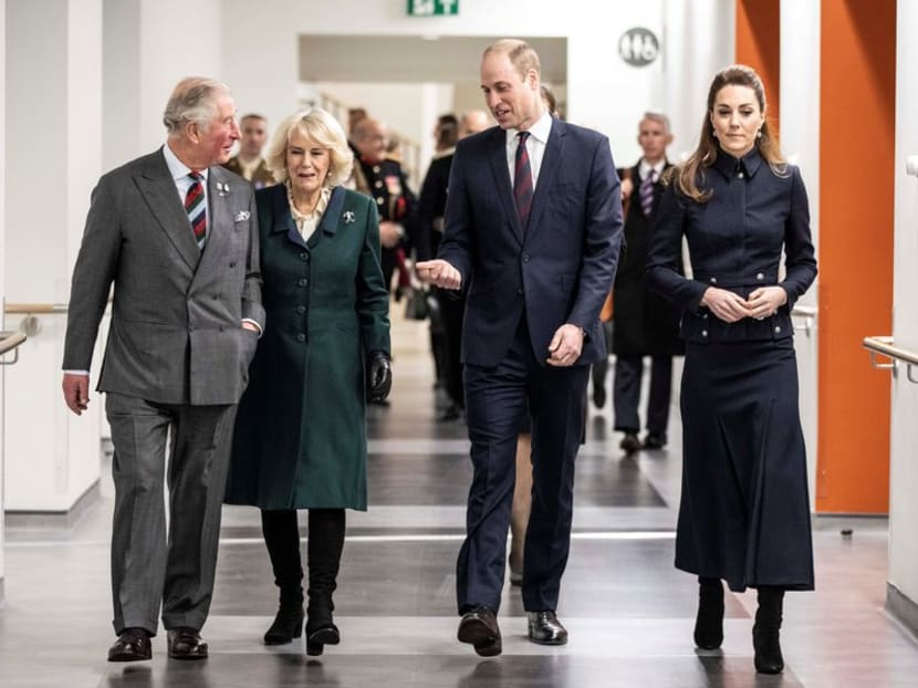 British royals to join health workers at James Bond world premiere