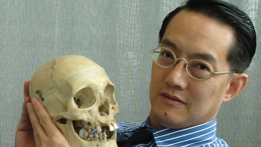 Poverty, plastic surgery and a traffic offence that hit the headlines: Dr Woffles Wu goes On the Record