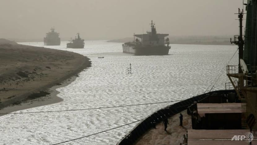 Egypt's Suez Canal: A history of the key route