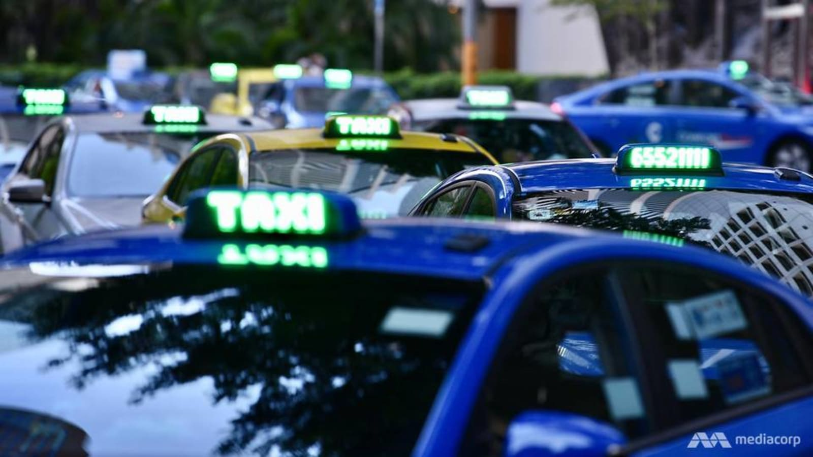 Passenger limits for taxis and private-hire cars as part of tighter COVID-19 measures