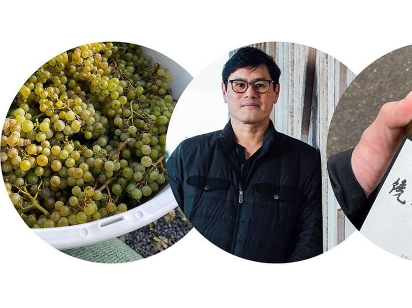 How an ex-Singapore resident went from banker to winemaker