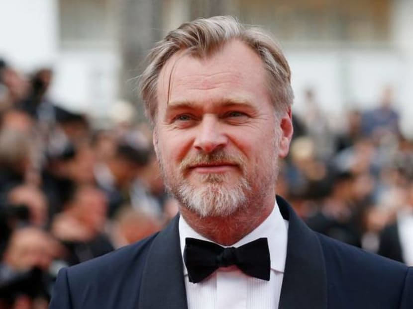 The Dark Knight director Christopher Nolan is not against chairs after all
