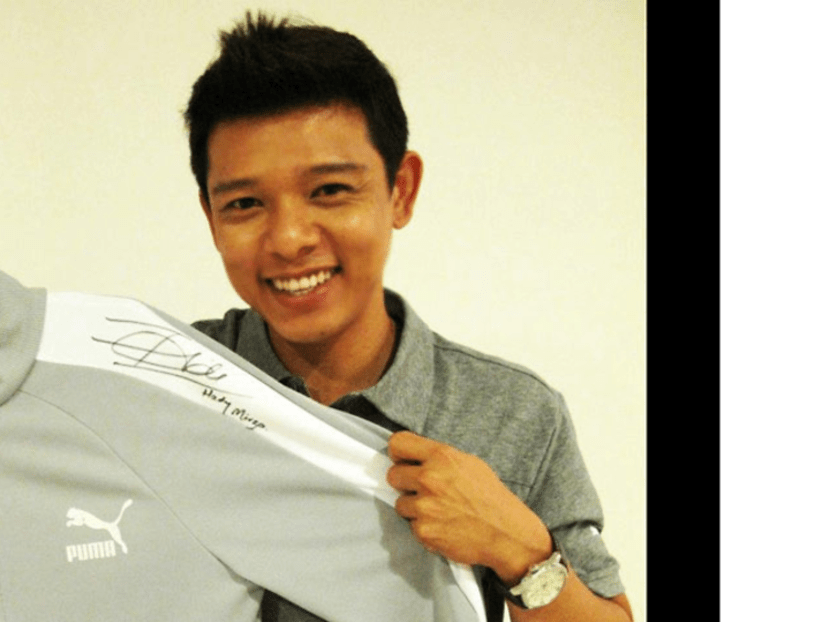 Singapore Idol Hady Mirza making a comeback on Malaysian reality singing show