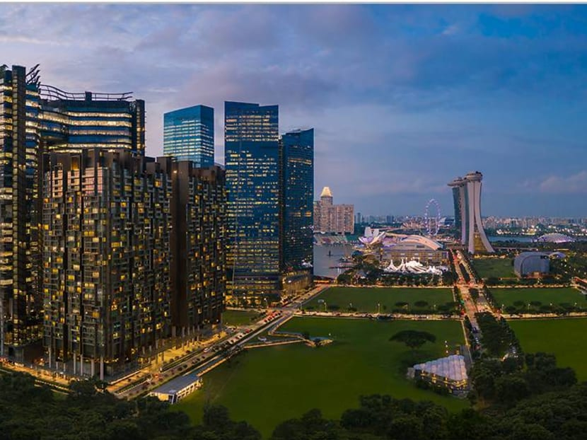 Which are Singapore's most desirable luxury residential properties right now?