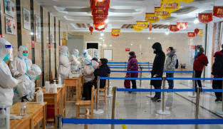 Chinese city of Harbin orders spas, mahjong salons to shut after COVID-19 case confirmed