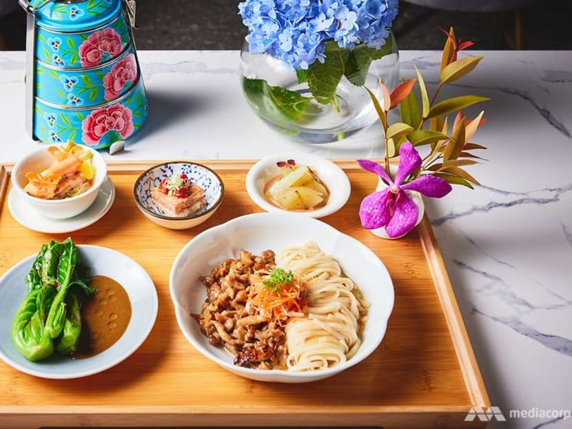 The hottest new restaurant in Singapore? You might need to give birth first to get a table