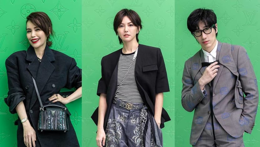 Zoe Tay, Stef Sun and more attend Louis Vuitton's fashion show in Singapore