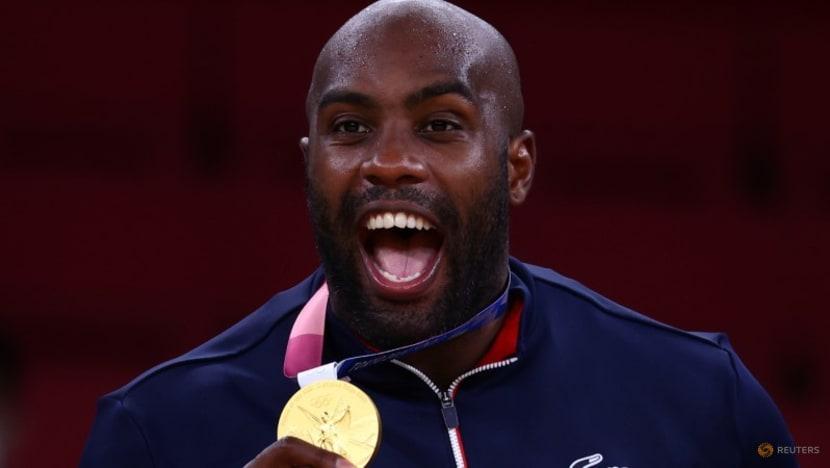 Judo: Riner shines even as Japan judokas win record gold at Olympics