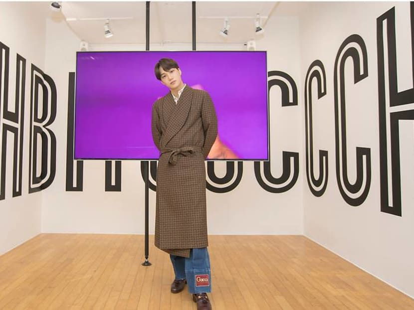 Have you checked out Gucci's virtual exhibition guided by EXO's Kai?