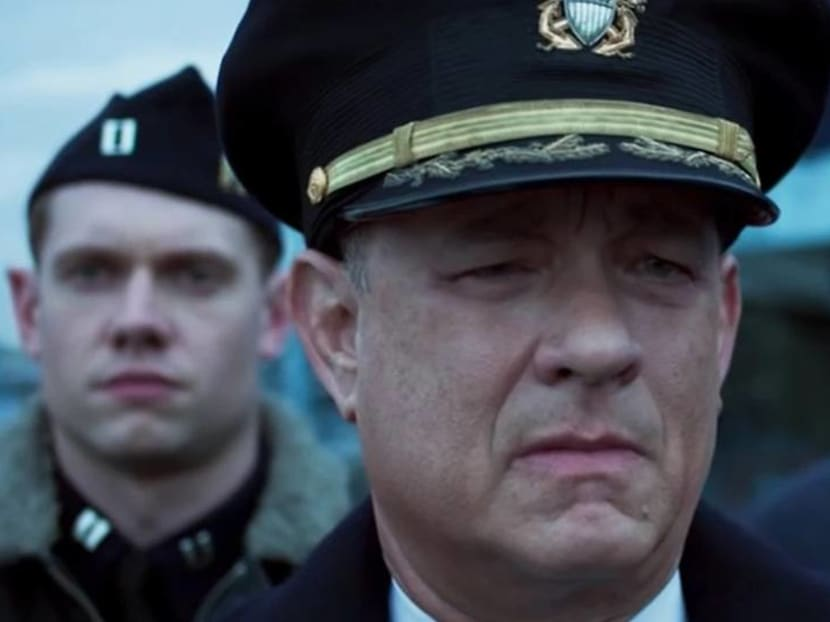 Why Tom Hanks wants you to wear a mask, wash hands and stream movies at home