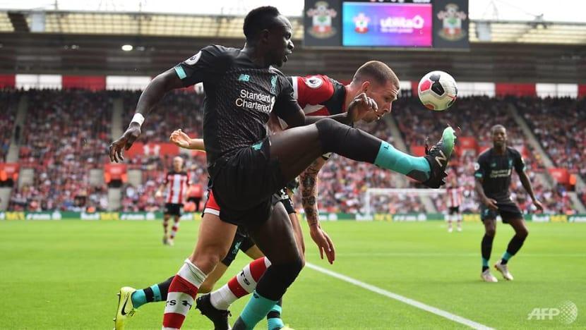 Football: Mane, Firmino shoot Liverpool to victory at Southampton