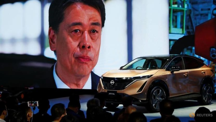Nissan to launch slew of new vehicles in China over next five years - CEO