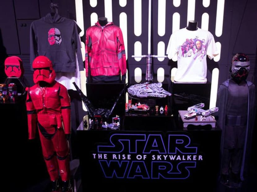 Disney unveils new Star Wars merchandise for The Rise Of Skywalker
