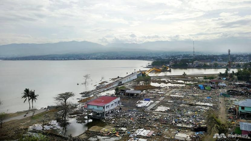 'I hope the beauty of Palu will be revived': Signs of recovery in tsunami-hit Indonesian city