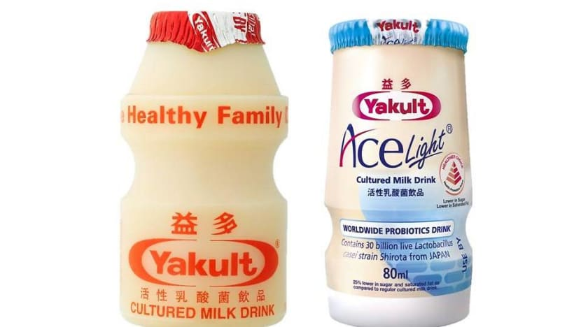 Removal of straws part of efforts toward environmental protection, sustainability: Yakult Singapore